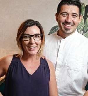 Kylie and Doug Fraser, who will take over Sotto Sopra in northern Sydney.