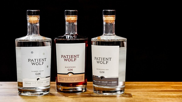 Patient Wolf  have become one of Australia's most renowned independent gin distillers.