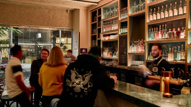 Prahran's Mag Nation has become a mezcal-focused bar.