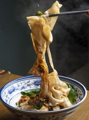 Sydney's Biang Biang noodle house is on the rise.