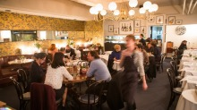 Pope Joan, the much loved Brunswick East cafe-restaurant, now lives in the city.