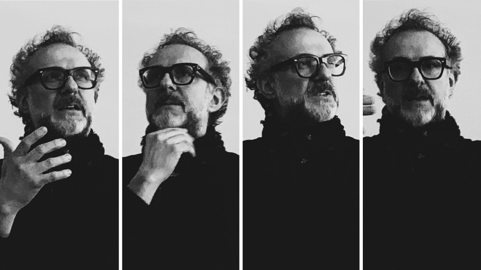 Chef Massimo Bottura in Sydney earlier this year.
