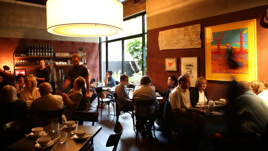 Billy Kwong restaurant in Potts Point.