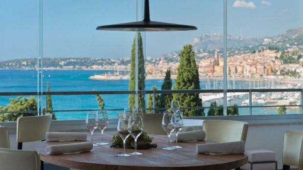 Restaurant Mirazur in the  south of France is this year's No.1.