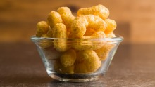 A subcategory of the puffed snacks trend is peanut puffs.