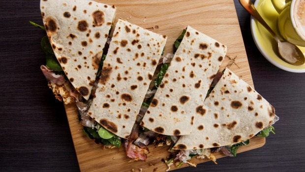 Jennifer Soo – Sun, 25. September 2016 12:00 AMSL la piadina 009.jpgEMBARGOED FOR SUNDAY LIFE, SEPT 25/16 ISSUE. Life Loves. Eat review - La Piadina