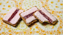 Classic, nostalgic foods - like the Iced VoVo - are increasingly being used in new collaborations to play on the ...
