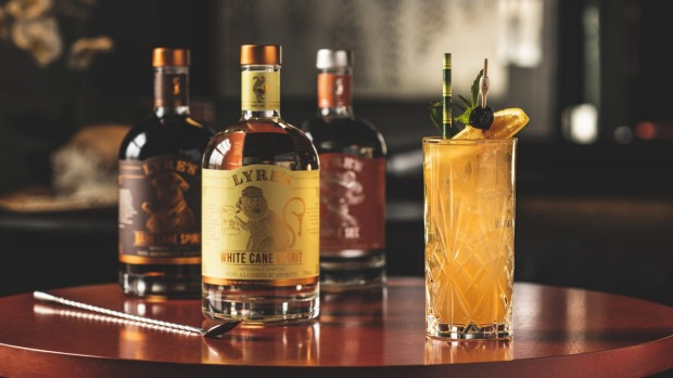 Lyre's spirits are made by mixing flavours extracted from natural ingredients.