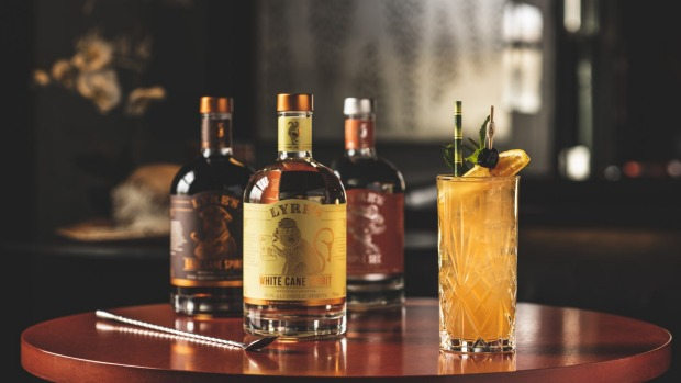 Lyre's spirits are made using flavours extracted from natural ingredients.