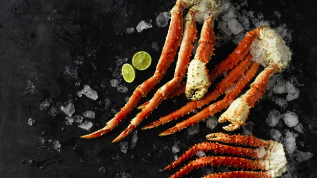Alaskan crab will be on the menu at Steak & Co.