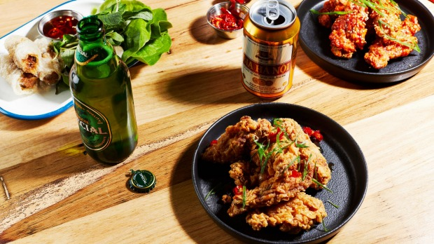 Bia Hoi will offer Vietnamese and locally brewed beers alongside dishes such as fried chicken ribs with fish sauce caramel.