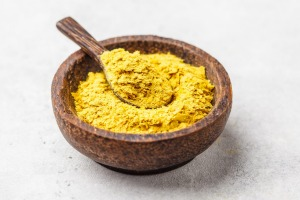 "Nutritional yeast, aka ""nooch"" has become a popular seasoning."