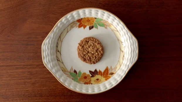 Anzac biscuit in disguise.