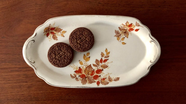 A sweeter copy of the Oreo.