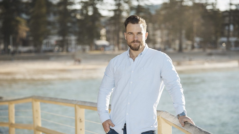 Matt Clifton from The Cumberland in Manly.