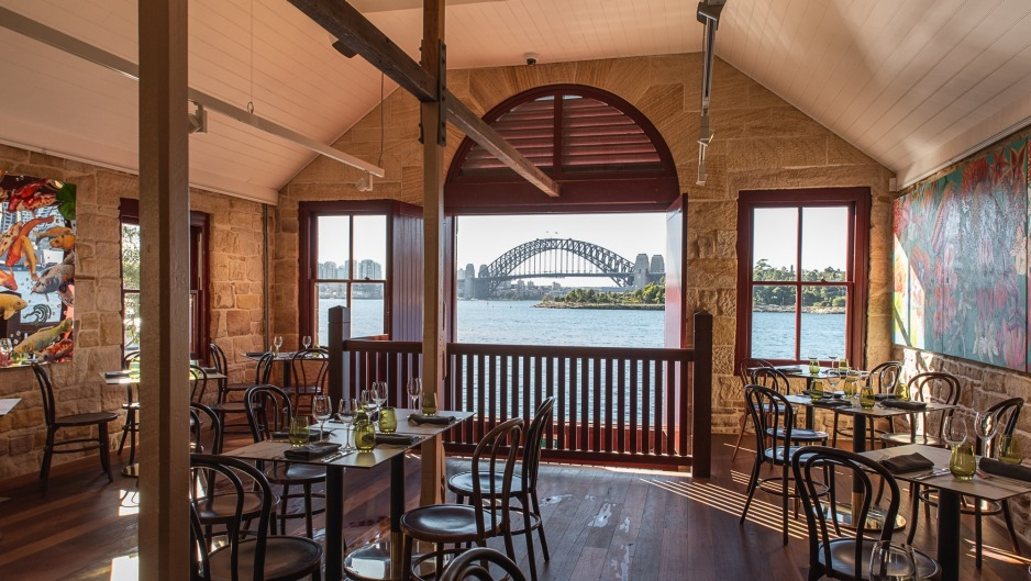 The Fenwick has just opened at the historic Fenwick Stone Building in Balmain.