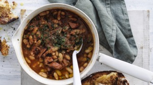 The ultimate baked beans.