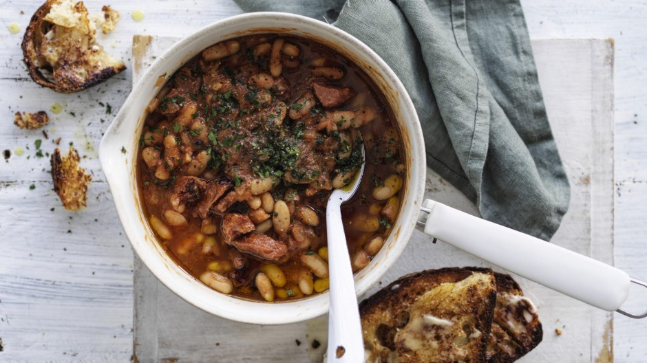 Spoon these beans over cheese-on-toast or pile into a baking dish, cover with garlicky breadcrumbs, dot with butter and ...