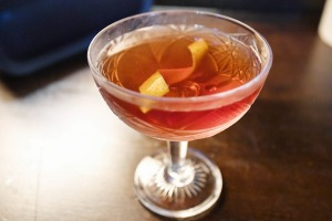 The Martinez uses Dutch-style jenever to good effect.