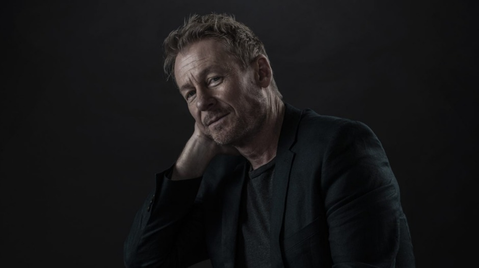 Richard Roxburgh: 'For a long time I was in complete shock at my wife's culinary skills.'