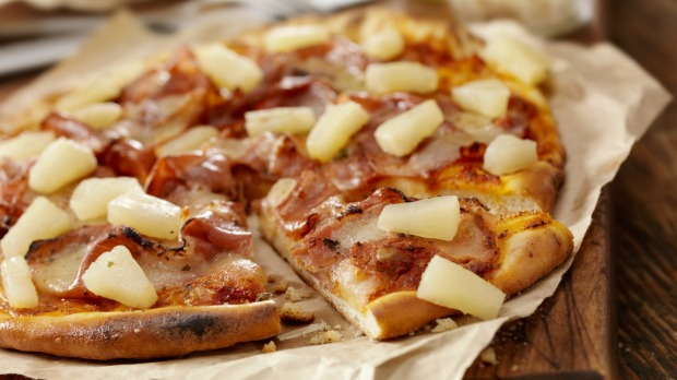 Ham-and-pineapple pizza lovers have molecular science to support them.