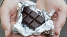 The study is the first to examine the association between depression and the type of chocolate consumed.