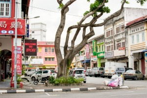 Once a tin-mining boomtown, the Malaysian town of Ipoh is now best known as a food destination.