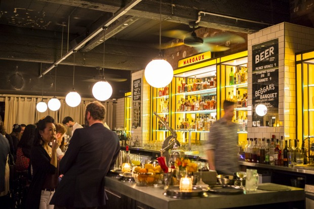 Bar of the Year: Bar Margaux, Victoria.