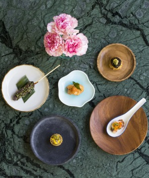 The Michelin-starred Candlenut specialises in Peranakan cuisine.