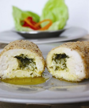 A restaurant offering 'chicken kiev'  is unlikely to be state of the art.