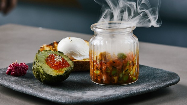 Happily Avo After is a cheeky take on Australia's most fiscally irresponsible brunch.
