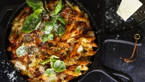 Neil Perry's Penne al forno