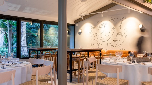 The Botanic restaurant in Sydney's Botanic Gardens has been given a brighter, lighter, refresh.