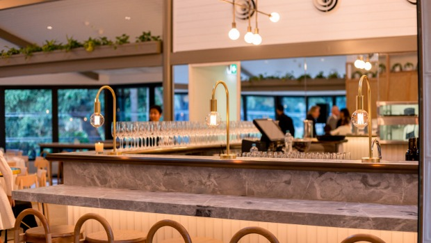 Botanic House is the newly renovated and renamed restaurant in Sydney's most famous garden.