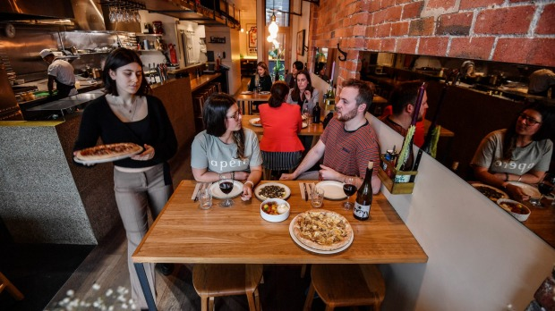 Neighbourhood has opened in the former Pizza Religion site in Armadale.
