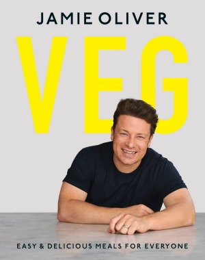 Jamie Oliver's new book.