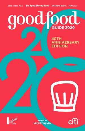 The Good Food Guide 2020 is now available to pre-order at thestore.com.au/gfg20, $29.99 with free shipping.