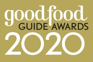 Good Food Guide Awards 2020 dinkus