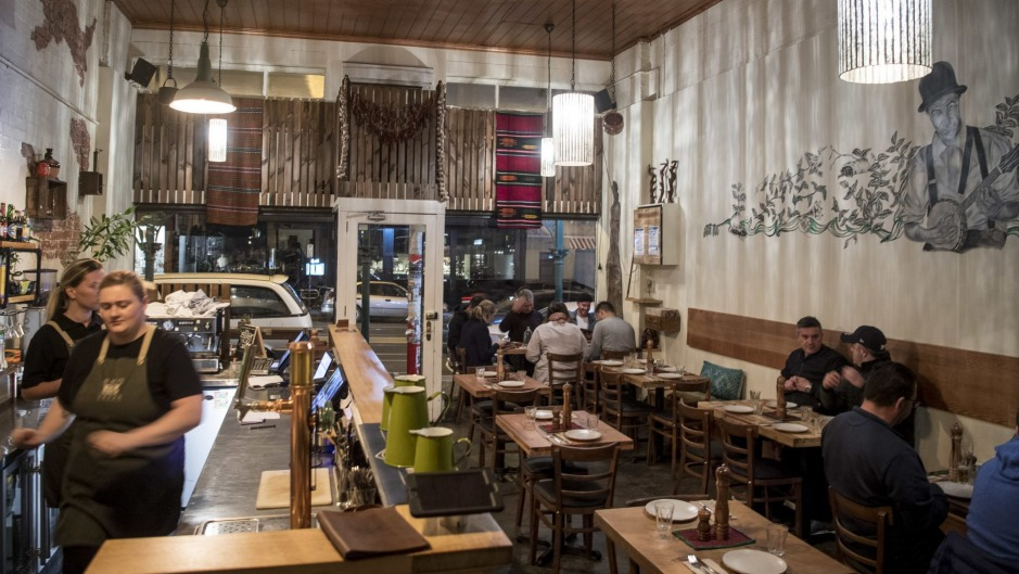 Le Lee brings a taste of the Balkans to Northcote's High Street.