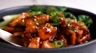 Firecracker chicken recipe.