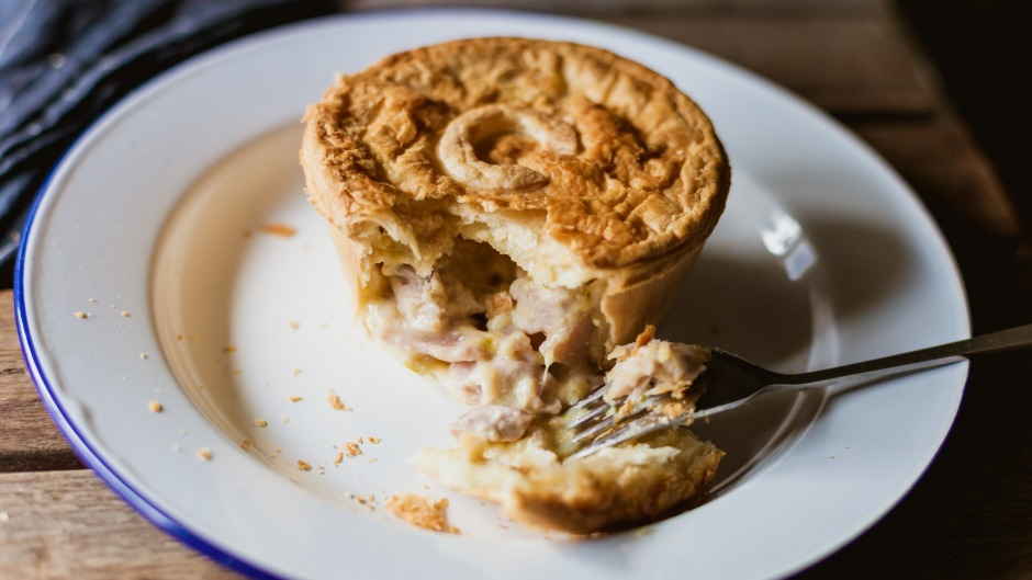 Tooborac Hotel's legendary pies have hit the city.