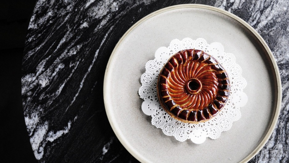 Sydney's on a roll with a new wave of chef-lead bakeries: Shiitake mushroom pithivier at LuMi.