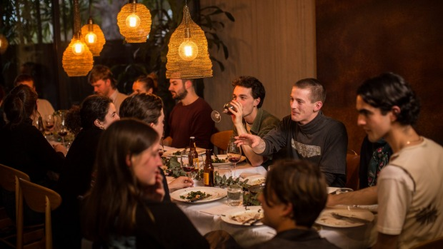The student-founded Supper Club aims to get younger people into dinner parties.