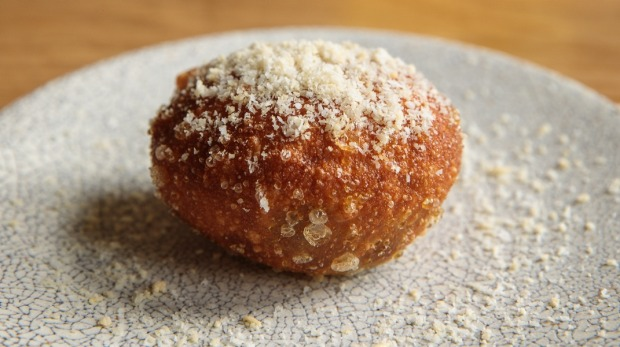 Brisket doughnuts tap into the Tokyo curry puff trend.