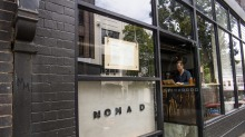 Nomad has found a new temporary home up the road.