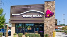 On its way from the US: Taco Bell.