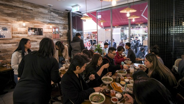 Pho Thin has quietly opened its first outlet in Melbourne.