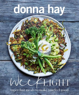 Recipes from Donna Hay's cookbook Week Light released on September 24, 2019.