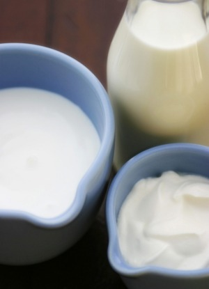 Lactose-free and non-dairy yoghurts are becoming more common.