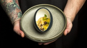 A matter of taste: Great food, not great tattoos, are the way to a reviewer's heart.